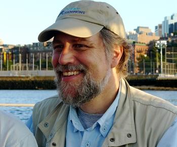 Dr. Rob Moir -- Ocean River Institute