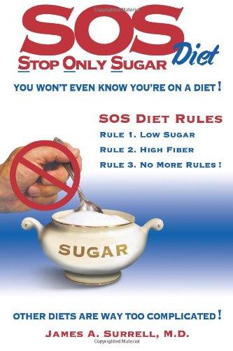 Dr. James A. Surrell -- Stop Sugar Diet Expert