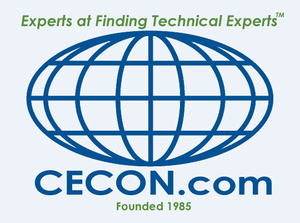 CECON.com -- Experts at Finding Technical Experts