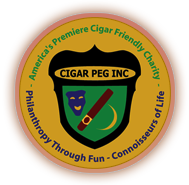 Cigar PEG Philanthropy through Fun