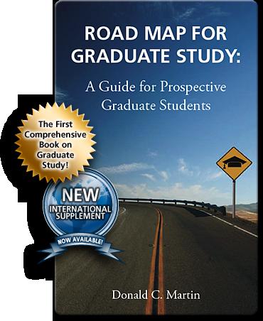 Dr. Donald C. Martin -- Graduate Study Expert